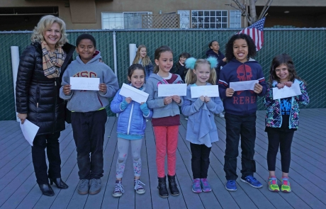 Dixie's PTA Reflections Program Winners 2/ 24/ 17