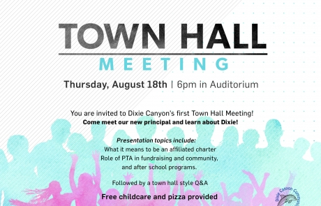 Dixie Canyon Town Hall Meeting 8/ 18/ 16