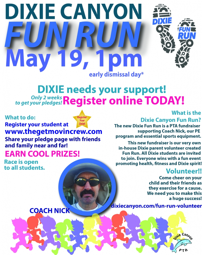 Fun Run Flyer2017