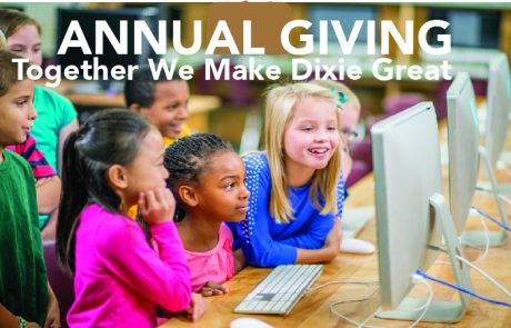 Pledge to Annual Giving Now