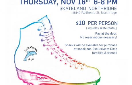 Skate Night Thursday 11/16