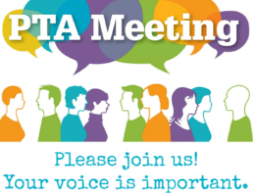 PTA Meeting August 23 7PM