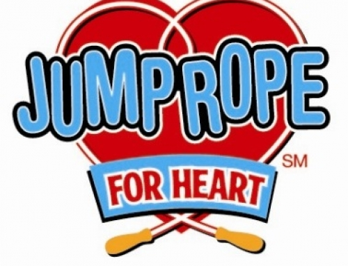 Jump Rope For Heart – February 1st